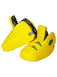 Obo ROBO Hi-Rebound Plus Kickers Yellow