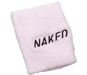 Naked Sweatband White