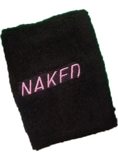 Naked Sweatband Zwart