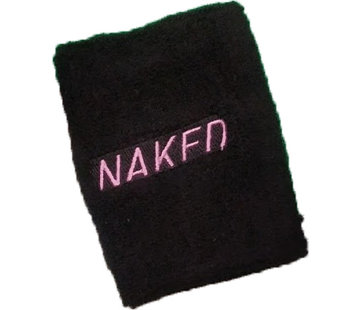 Naked Sweatband Black