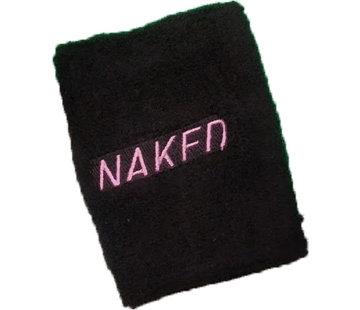 Naked Sweatband Zwart