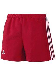 Adidas T16 Climacool Short Damen Rot