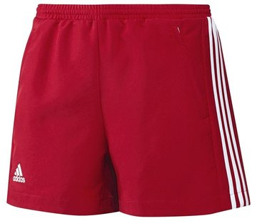 Adidas T16 Climacool Short Dames Rood