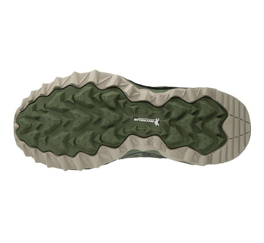 Wave Mujin 6 Women Dark Green/Black