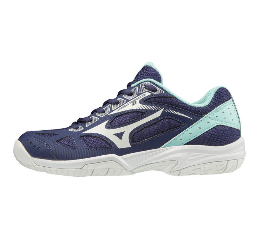 Cyclone Speed 2 Dames Navy/Mint