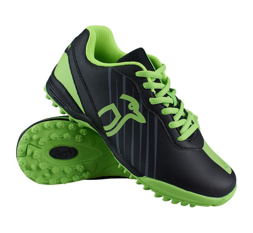 Hockeyshoes Neon Black/Lime