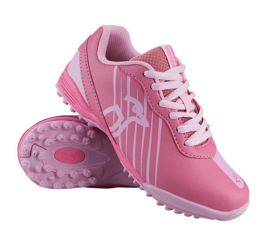 Hockeyschuhe Neon Pink