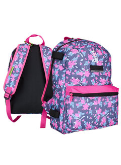 Kookaburra Strobe Backpack Pink