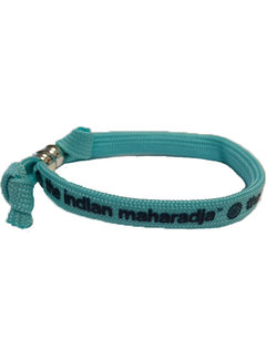 Indian Maharadja Bracelet Navy/Blau