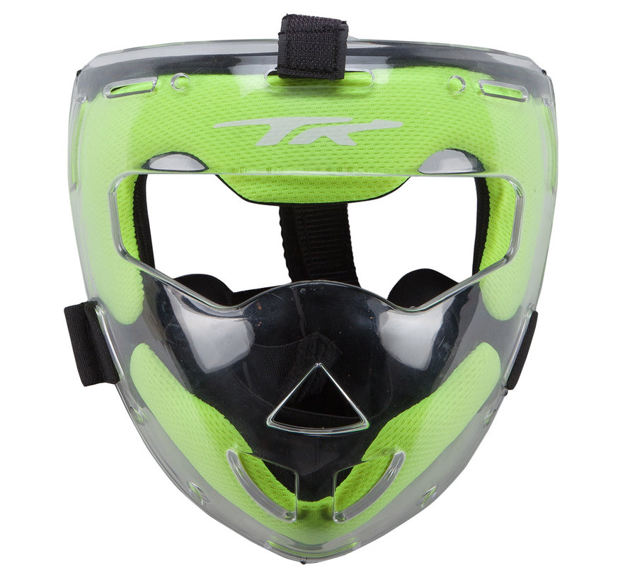 Total Three 3.1 Facemask Lime