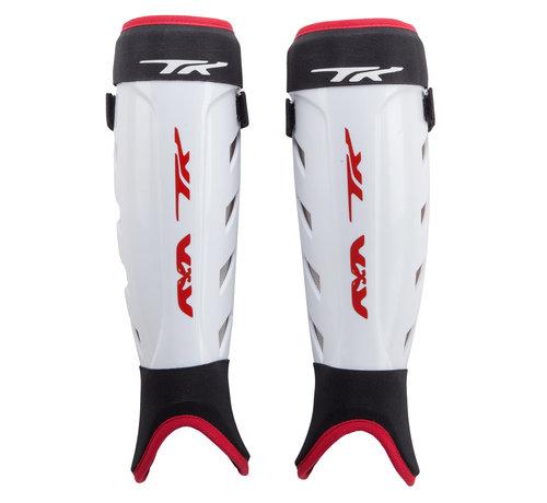 TK Total Two 2.1 Shinguards Black/Red/White
