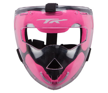 TK Total Three 3.1 Spelersmasker Roze