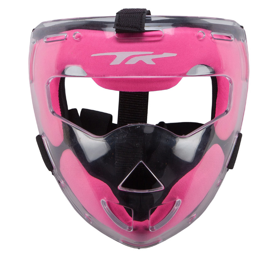 Total Three 3.1 Spelersmasker Roze
