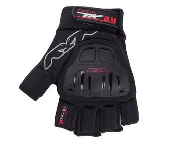 TK Total Two 2.4 Handschoen Links Zwart/Rood