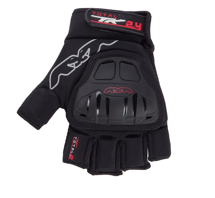 Total Two 2.4 Glove Left Black/Red