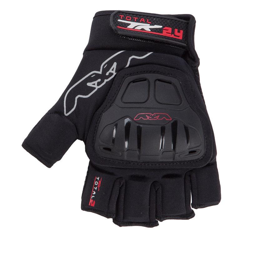 Total Two 2.4 Handschuh Links Schwarz/Rot