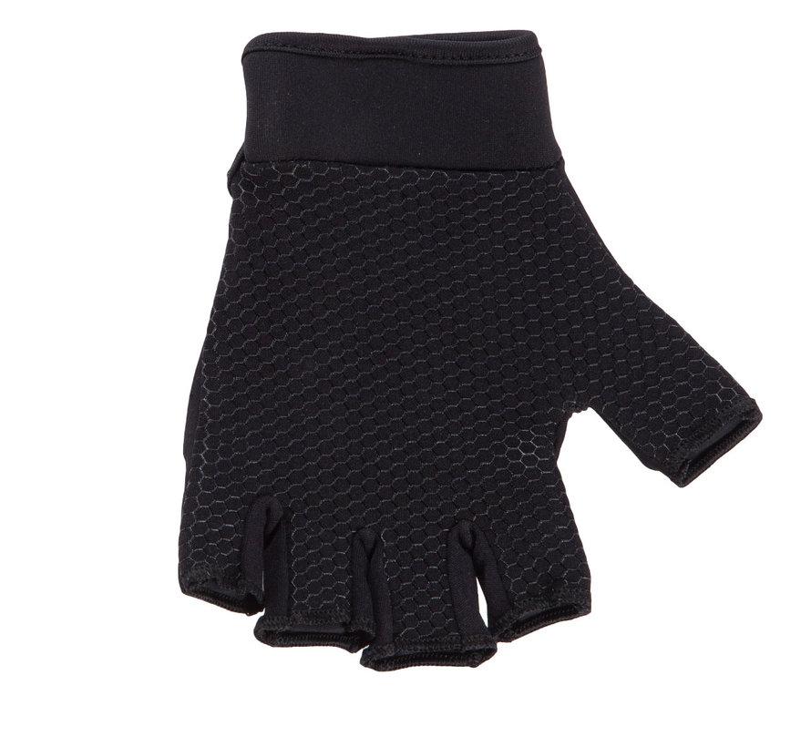 Total Two 2.4 Handschoen Links Zwart/Rood