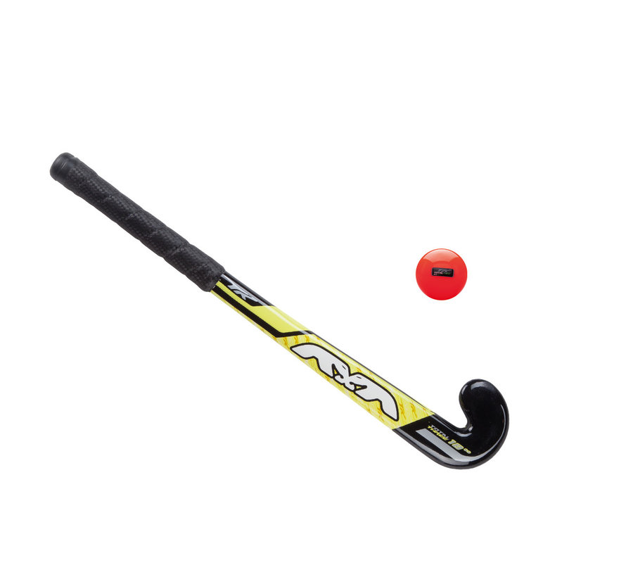 Babystick Yellow with ball