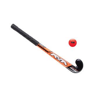 TK Babystick Orange mit Ball
