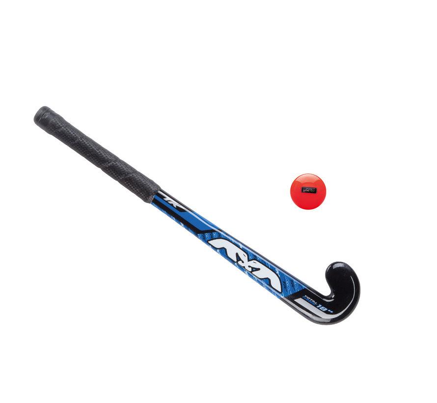 Babystick Blauw met bal
