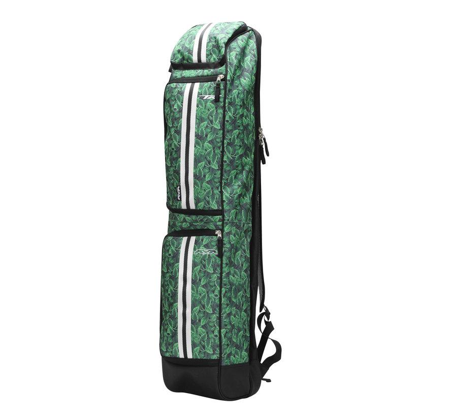 Total Three 3.2 Ltd.Stick Bag Groen Blad