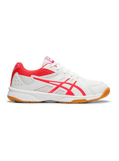 Asics Upcourt 3 GS 19/20 Indoor Kids Weiss/Pink