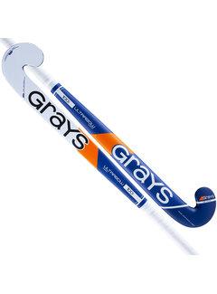 Grays 100i Indoor UB MC Junior Blau/Weiss 19/20