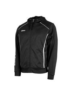 Reece Core TTS Hooded Sweat Full Zip Unisex Black