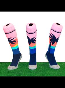Hingly Hockey sock Sunset