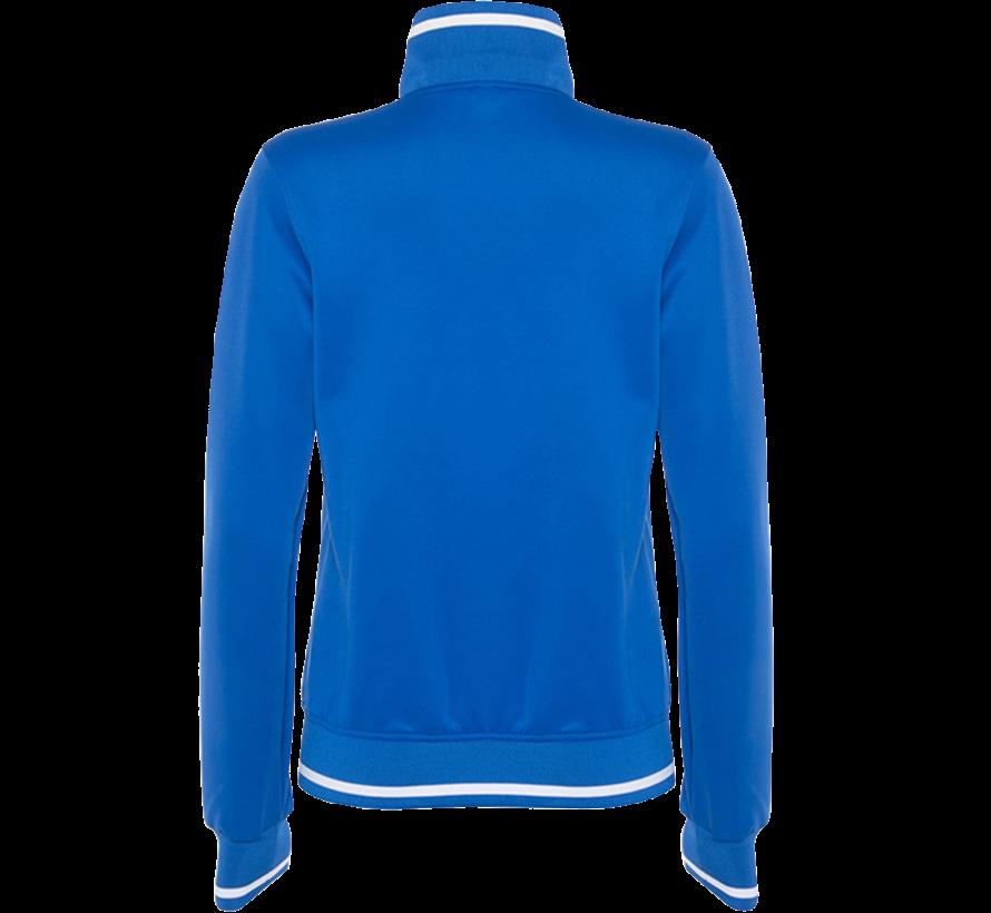 Women's knitted jacket Cobalt