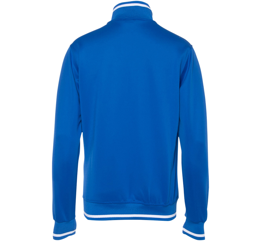Kids Tech Knitted Jacket Kobalt