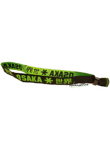 Osaka Bracelet Green / Black