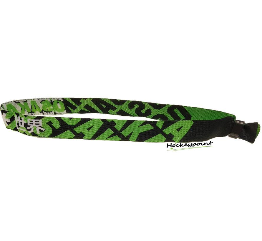 Bracelet Green / White / Black