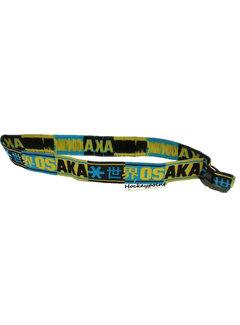 Osaka Bracelet Yellow / Blue / Black
