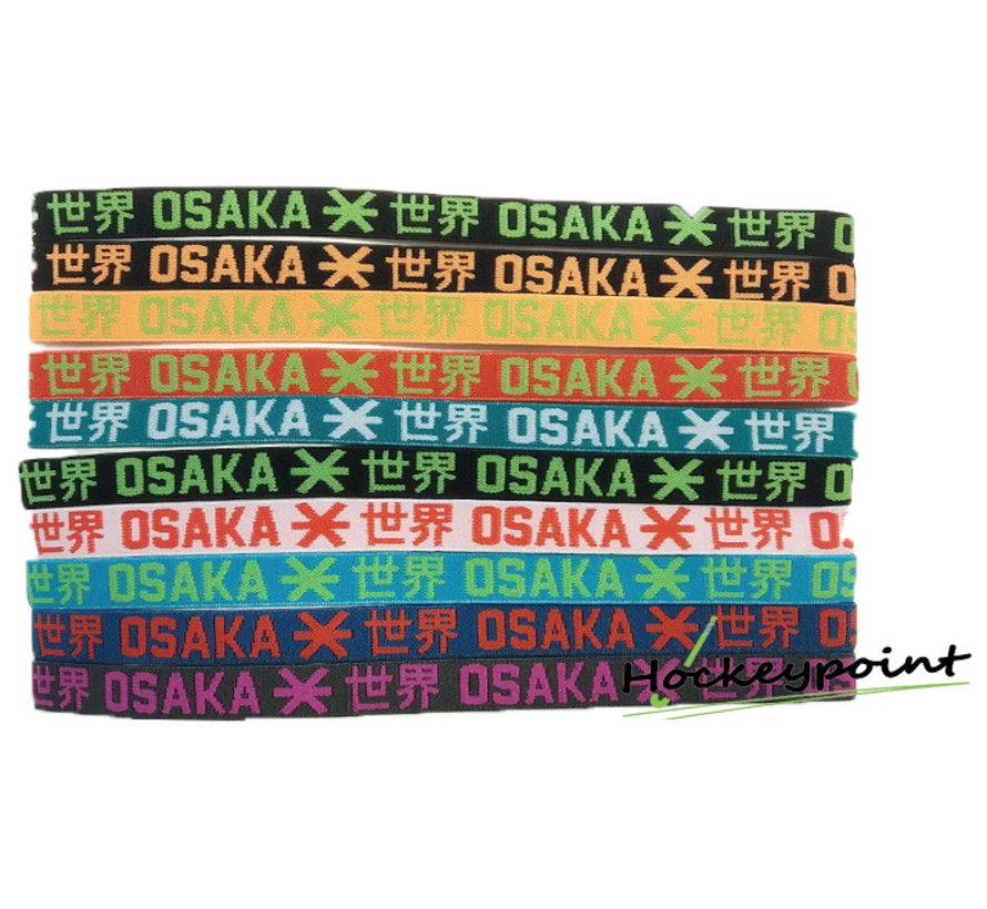 Bracelet Weiß / Sky / Grün