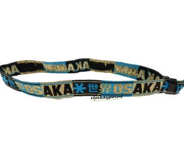 Osaka Bracelet Gold  / Schwarz / Sky