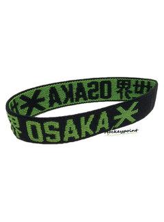 Osaka Bracelet Elastic Grün / Schwarz