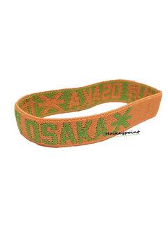 Osaka Bracelet Elastic Grün / Orange