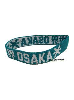 Osaka Bracelet Elastic White / Green