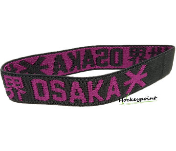 Osaka Bracelet Elastic Purple / Black