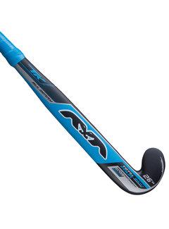 TK Maxi Junior indoor hockeystick Blue/Black