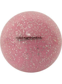 Hockeypoint Hockeyball Extra Glitzer Powder Pink