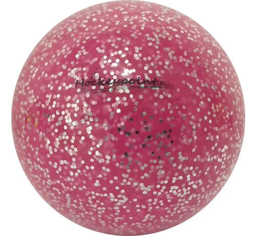 Hockeypoint Hockey ball Extra Glitter Pink