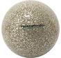 Hockey Ball Extra  Glitter Silver