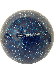 Hockeypoint Hockey ball Extra Glitter Dark blue