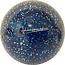 Hockey ball Extra Glitter Dark blue