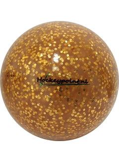 Hockeypoint Hockeybal Extra Glitter Goud