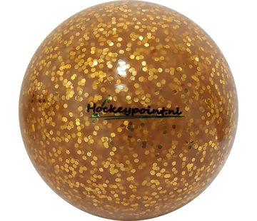 Hockeypoint Hockeyball Extra Glitzer Gold