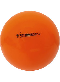 Hockeypoint Hall Hockey Ball Bright Orange (match quality)