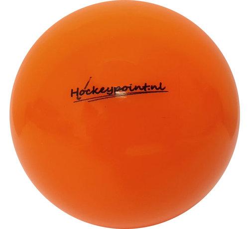 Hockeypoint Zaalhockeybal Bright Oranje ( Wedstrijdkwaliteit)